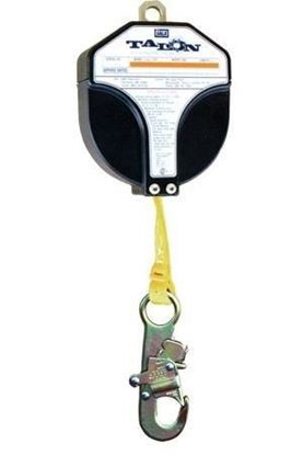 Picture of Talon 16' Loop Connector Self Retracting Lifeline - Web