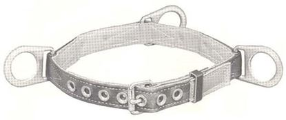Picture of 5443XL Safety Belt Lined 3D-XL
