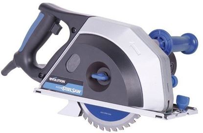 Picture of Evolution 7 Metal Cutting Circular Saw / Includes Blade