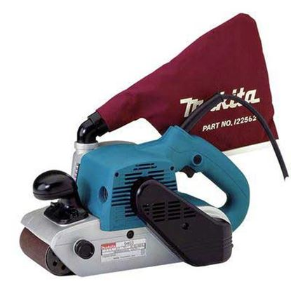 "Picture of MAKITA Electric Belt Sander | 4"" X 24"" Belt (9403)"