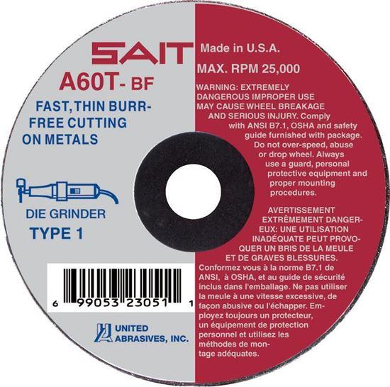 Cut-Off Wheel T1 General Purpose 3 X  035 X 3/8