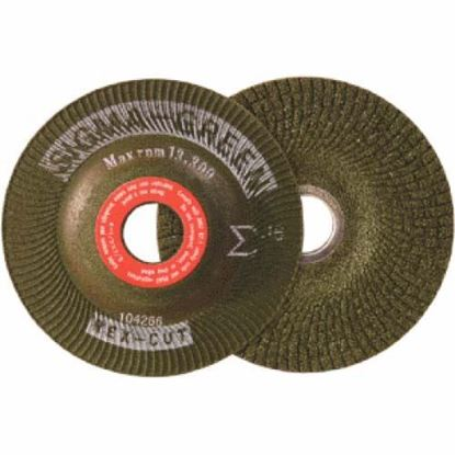 Picture of Grinding Wheel T27 Sigma Green 4-1/2 X 7/8 / Stainless Steel / 730000