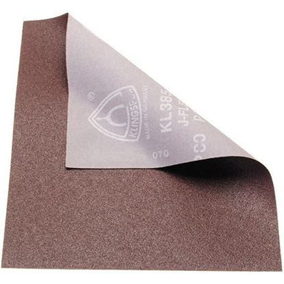 Picture of Aluminum Oxide Cloth Abrasive Sheet 120X (02408)