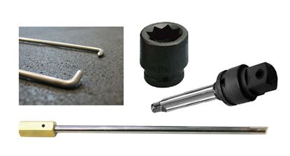 Picture of Stud 4-1/2-8 / Tap Accessories