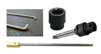 Picture of Stud 5-1/2-8 / Tap Accessories