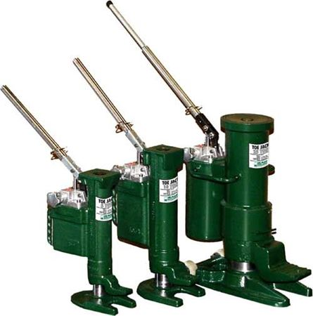 Picture for category Hilman Hydraulic Toe Jacks