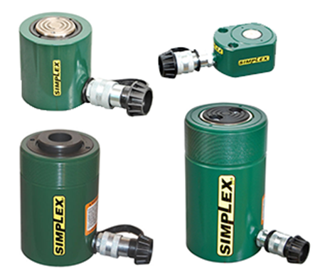 Picture for category Simplex Hydraulic Rams