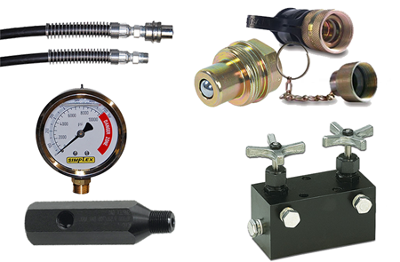 Picture for category Hydraulic Accessories