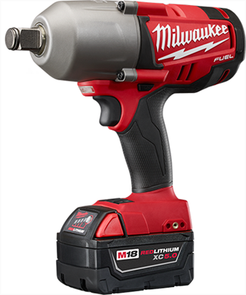 "Picture of MILWAUKEE 3/4""Dr  High Torque Impact Wrench  w/ring Kit  M18 FUEL (2764-22HD)"