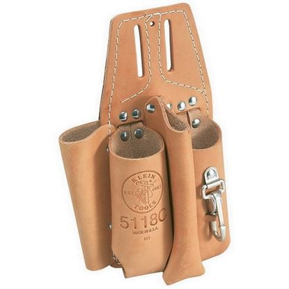 Picture of Klein Pliers, Folding Rule, Screwdriver & Wrench Holder