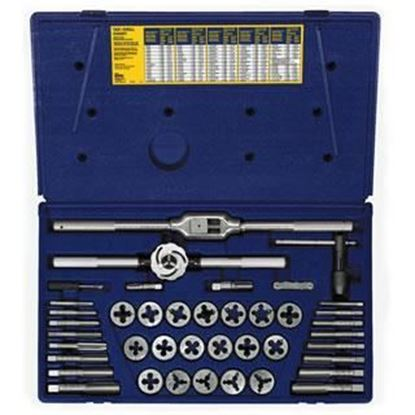 Picture of HANSON® 41-pc Fractional Tap & Adjustable / Solid Round Die Set