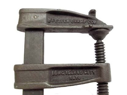 Picture of Wetzler Bar Clamp
