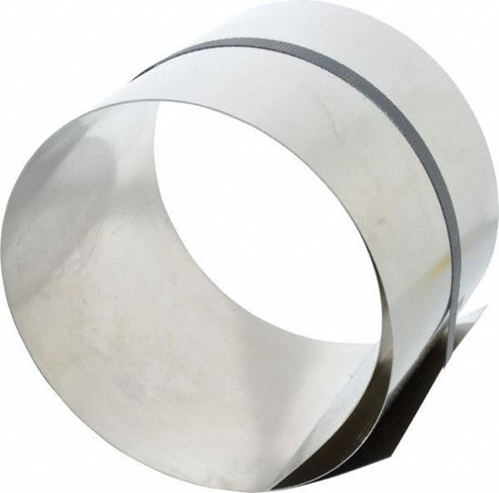 "Picture of Stainless Steel Shim Stock 12""x 50""  .002"""