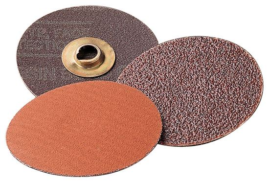 """Picture of Arc Abrasives Sanding Disc 3"""" 100X / Type 'S' /  General Purpose"""