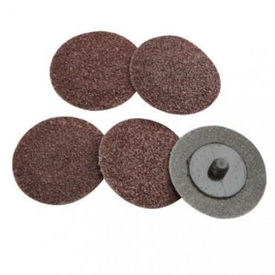 """Picture of Arc Abrasives Sanding Disc 3"""" 100X / Type 'R' /  General Purpose"""