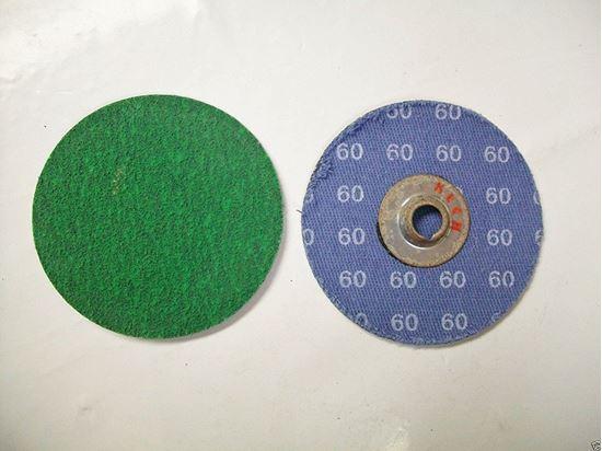 "Picture of Arc Abrasives Sanding Disc 3"" 80X / Zirconia / Type 'S'"