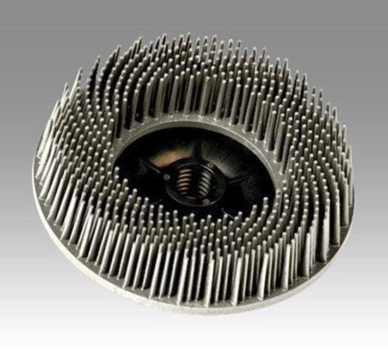 Picture of Scotch-Brite™ Bristle Disc 4-1/2 / 5/8-11 Thread  120X
