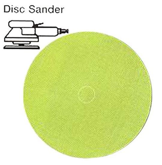 Picture of Trizact Film Disc 5'' / Hookit II / A35 Micron Green  (Stainless)  25/pack