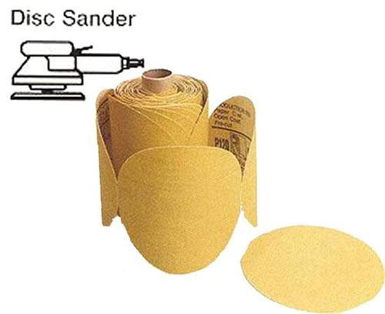 Picture of Disc Roll PSA Gold 6 100X / 100pc Roll