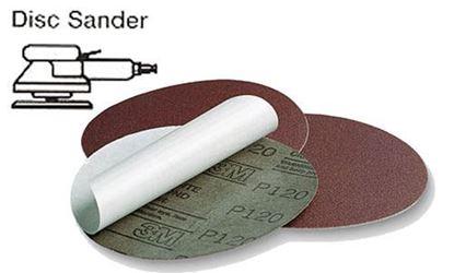 Picture of Resin Bond Cloth PSA Disc 6 / 180X / 50pcs per box