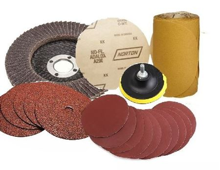 """Picture for category Abrasive Discs 6"""""""