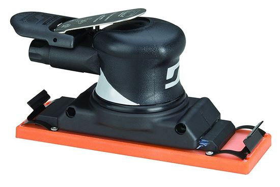 "Picture of DYNABRADE Air Straight Line Sander 2-3/4"" X 8"" 
