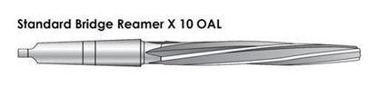 "Picture of Bridge Reamer 1-1/8"" X 10"" X 3MT"
