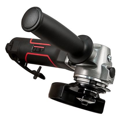 """Picture of JET Air Industrial Angle Grinder 