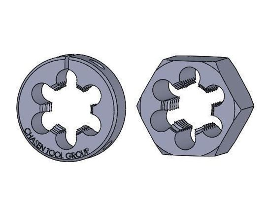 Picture of Thread Die 1-9/16 Fractional