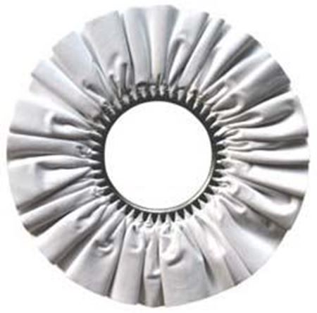 Picture for category Buffing Wheels - Pleated
