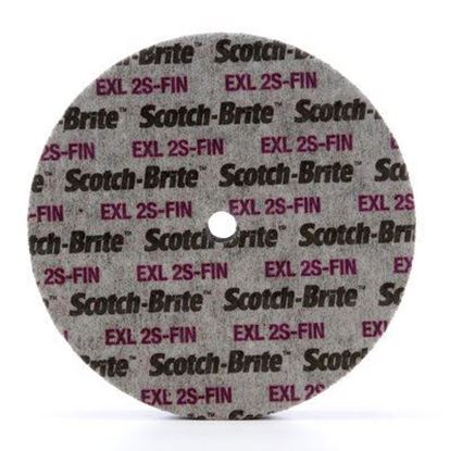 Picture of Scotch-Brite™ EXL Unitized Wheel / 2 X 1/4 2SFN (13932)