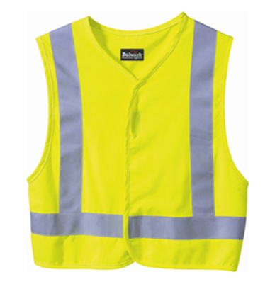 Picture of Hi-Visibility Modacrylic Flame Resistant Safety Vest