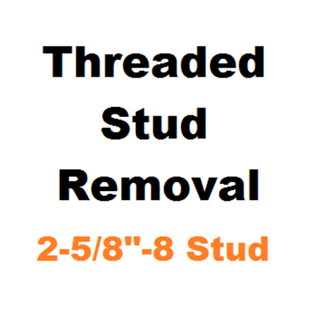 """Picture for category Stud Removal  2-5/8""""-8"""