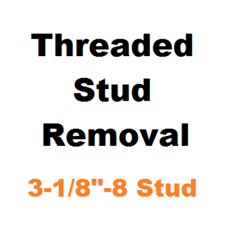 """Picture for category Stud Removal  3-1/8""""-8"""