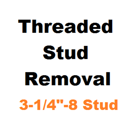 """Picture for category Stud Removal  3-1/4""""-8"""