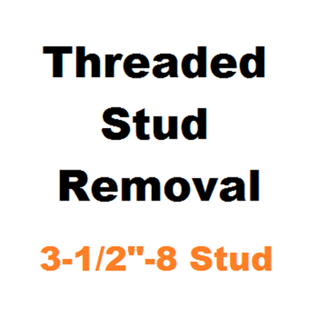 """Picture for category Stud Removal  3-1/2""""-8"""