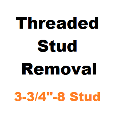 """Picture for category Stud Removal  3-3/4""""-8"""