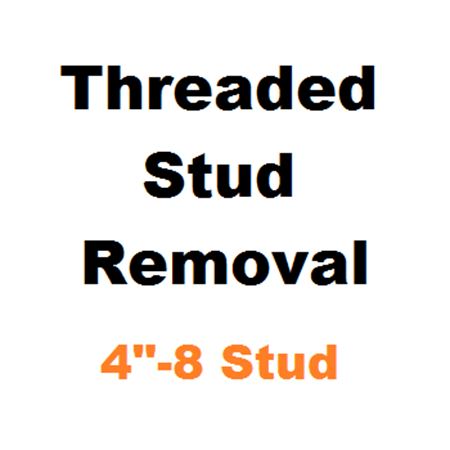 """Picture for category Stud Removal  4""""-8"""