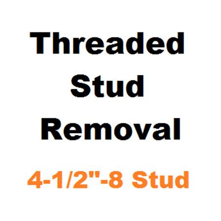 """Picture for category Stud Removal  4-1/2""""-8"""