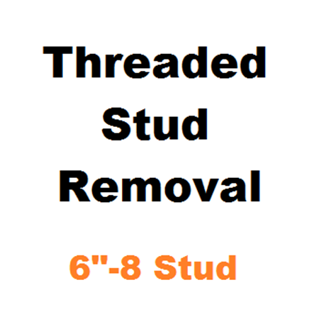 """Picture for category Stud Removal  6""""-8"""