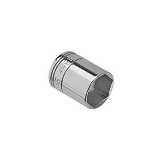 Picture of Chrome Socket  / 13mm  1/2dr