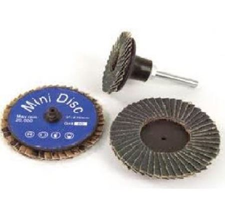 Picture for category Mini Flap Discs