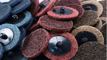 Picture for category High Speed Abrasive Scotch-Brite™ Discs