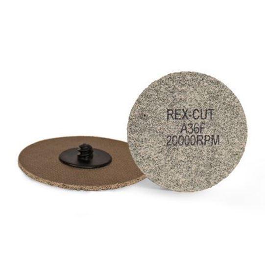 """Picture of Rex-Cut Cotton Fiber Disc 3"""" 3A54F"""
