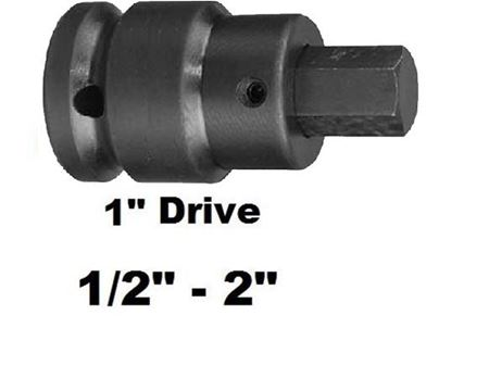 "Picture for category Hex Bit Impact Socket 1""dr"