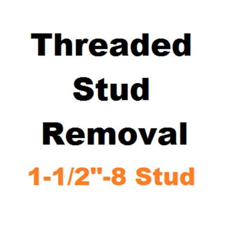 """Picture for category Stud Removal  1-1/2""""-8"""