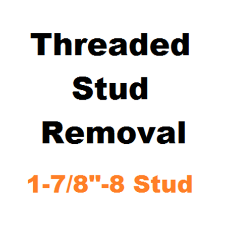 """Picture for category Stud Removal  1-7/8""""-8"""