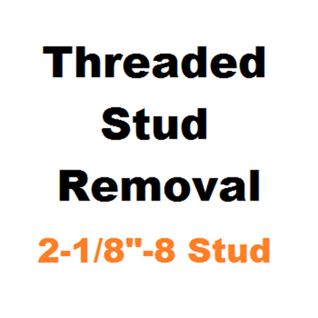 """Picture for category Stud Removal  2-1/8""""-8"""