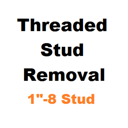 """Picture for category Stud Removal  1""""-8"""